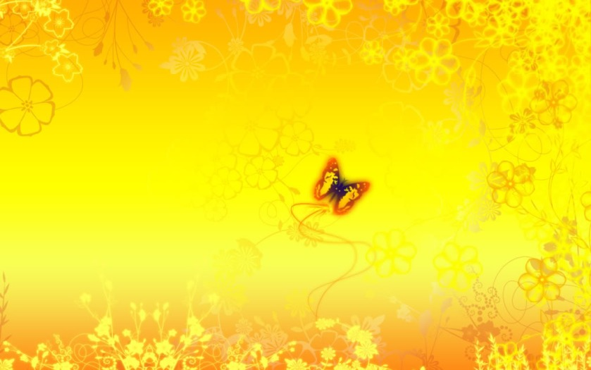Yellow-Wallpaper